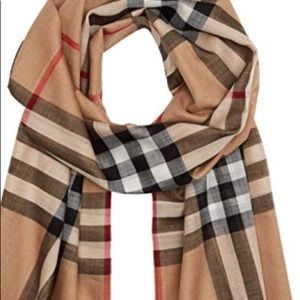 Burberry Scarf,Make A Offer